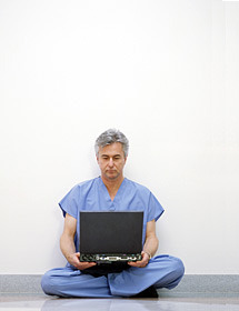 Docwithlaptop